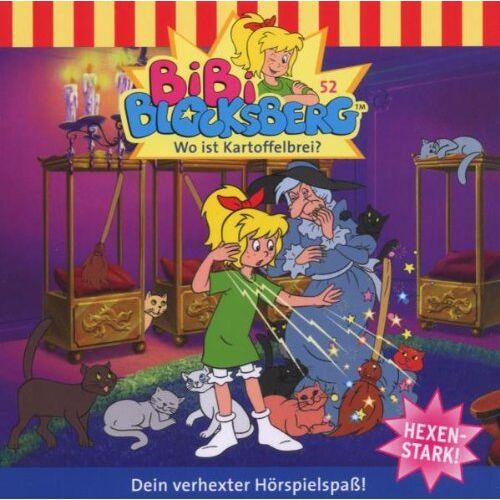 Bibi Blocksberg - Wo Ist Kartoffelbrei? - Preis vom 18.04.2021 04:52:10 h