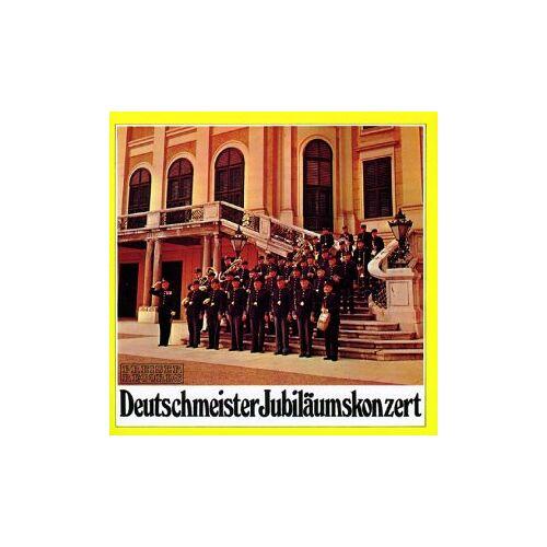 Hoch- und Deutschmeister Kapelle - Deutschmeister Jubiläumskonzert - Preis vom 18.04.2021 04:52:10 h