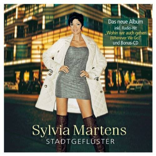 Sylvia Martens - Stadtgeflüster - Preis vom 03.05.2021 04:57:00 h