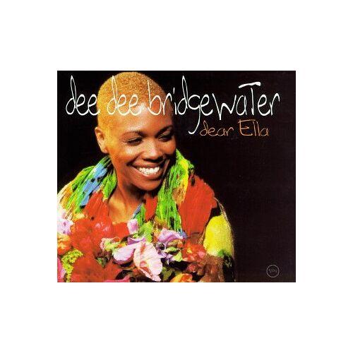 Bridgewater, Dee Dee - Dear Ella / New Vers. - Preis vom 08.05.2021 04:52:27 h