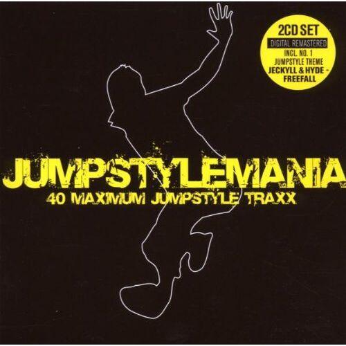 Various - Jumpstyle Mania - Preis vom 14.04.2021 04:53:30 h