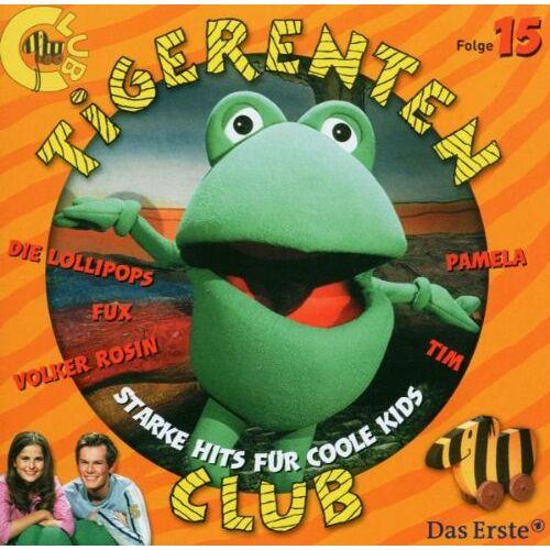 Various - Tigerenten Club Vol. 15 - Preis vom 08.05.2021 04:52:27 h