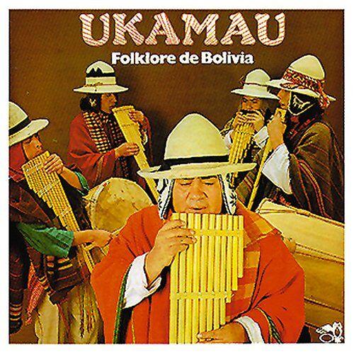 Ukamau - Folklore de Bolivia - Preis vom 20.10.2020 04:55:35 h
