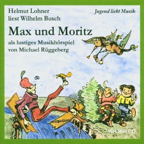 Helmut Lohner - Max und Moritz - Preis vom 20.10.2020 04:55:35 h