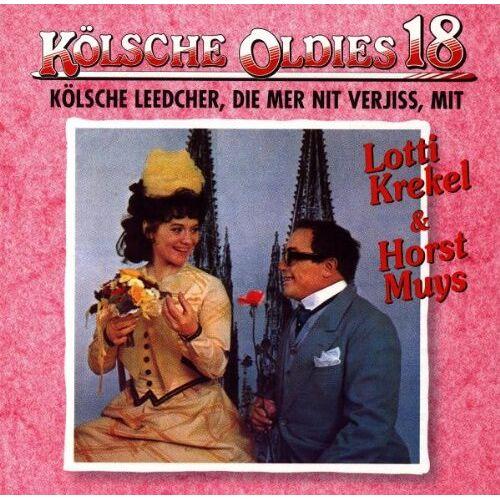 Lotti Krekel - K÷lsche Oldies 18 - Preis vom 19.10.2020 04:51:53 h