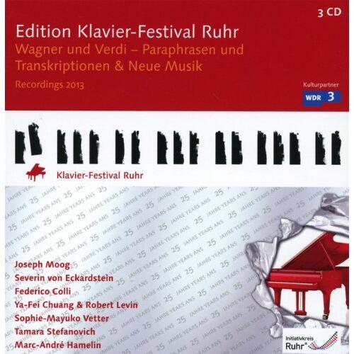 Various - Paraphrasen,Transkriptionen & Neue Musik - Preis vom 10.04.2021 04:53:14 h