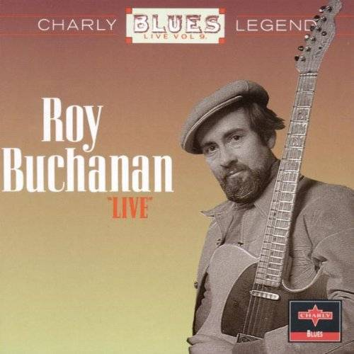 Roy Buchanan - Live - Preis vom 04.09.2020 04:54:27 h