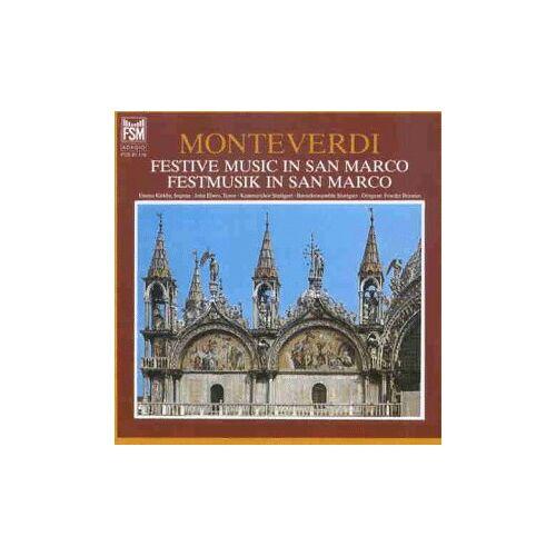 Kirkby - Festmusik San Marco - Preis vom 11.05.2021 04:49:30 h