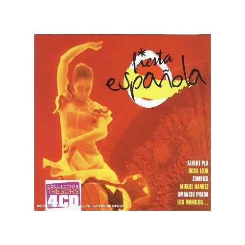 Various - Fiesta Espagnola - Preis vom 10.05.2021 04:48:42 h