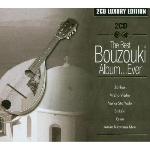 Various - The Best Bouzouki Album...Ever - Preis vom 24.02.2021 06:00:20 h