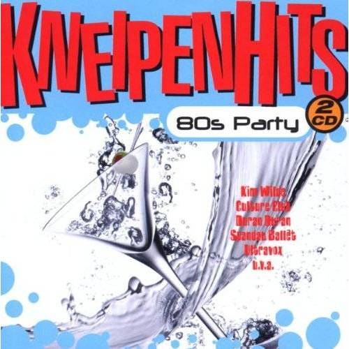 Various - Kneipen Hits 80s Party (2cd) - Preis vom 24.05.2020 05:02:09 h
