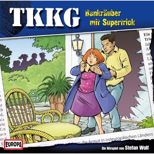 Tkkg 142 - 142/Bankräuber mit Supertrick - Preis vom 16.04.2021 04:54:32 h