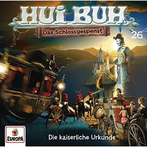 Hui Buh Neue Welt - 026/Die Kaiserliche Urkunde - Preis vom 14.05.2021 04:51:20 h