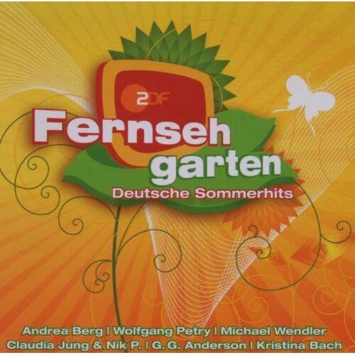 Various - Zdf Fernsehgarten-Deutsche Sommerhits - Preis vom 09.05.2021 04:52:39 h
