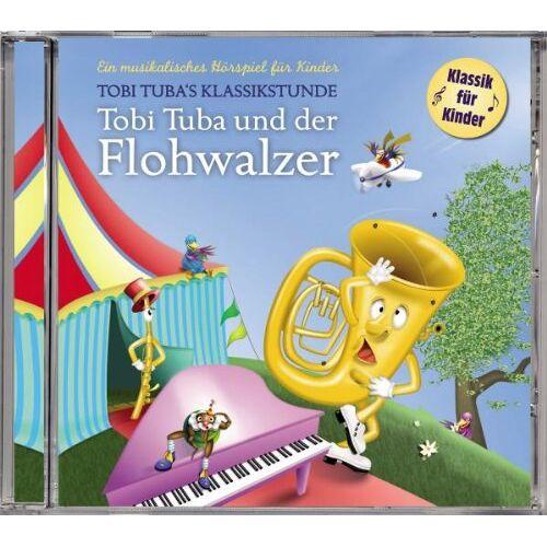 Various - Tobi Tuba und der Flohwalzer (Klassikhörspiel) - Preis vom 17.04.2021 04:51:59 h