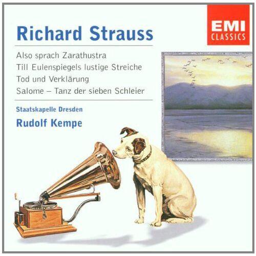 R. Kempe - Also Sprach Zarathustra - Preis vom 03.05.2021 04:57:00 h