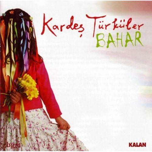 Kardes Türküler - Bahar - Preis vom 15.01.2021 06:07:28 h