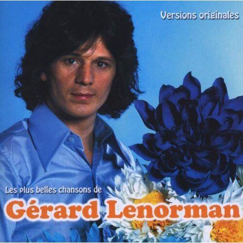 Gerard Lenorman - Les Plus Belles Chansons de Gerard Lenorman - Preis vom 05.09.2020 04:49:05 h