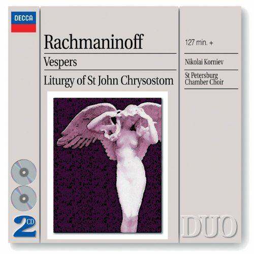 Borodina - Vespern/Liturgie Opus 31 - Preis vom 14.04.2021 04:53:30 h