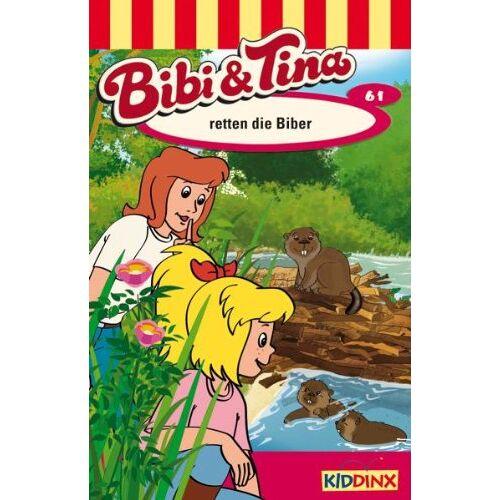 Bibi und Tina - Retten die Biber [Musikkassette] [Musikkassette] - Preis vom 31.10.2020 05:52:16 h