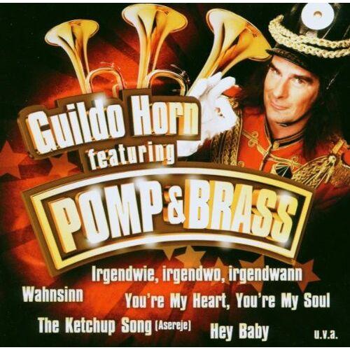 Horn, Guildo Feat.Pomp & Brass - Pomp & Brass - Preis vom 13.05.2021 04:51:36 h