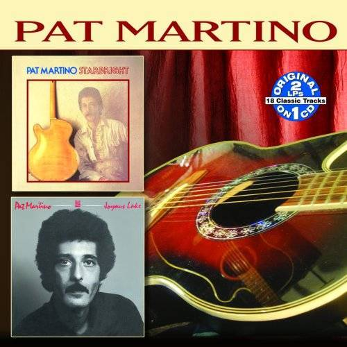 Pat Martino - Starbright/Joyous Lake - Preis vom 17.01.2021 06:05:38 h