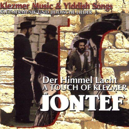 Jontef - Klezmer Music & Yiddish Songs - Preis vom 19.01.2020 06:04:52 h
