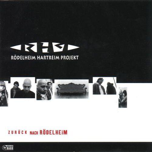 Rödelheim Hartreim Projekt - Zurück Nach Rödelheim - Preis vom 20.10.2020 04:55:35 h