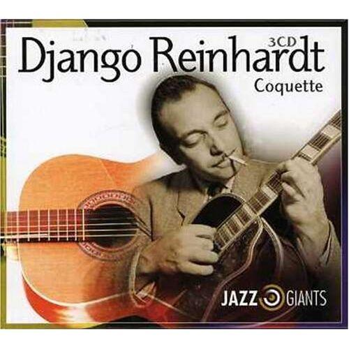 Django Reinhardt - Jazz Giants-Django Reinhardt - Preis vom 16.04.2021 04:54:32 h
