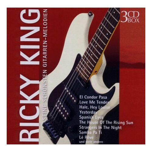 Ricky King - Gitarren Melodien - Preis vom 11.05.2021 04:49:30 h