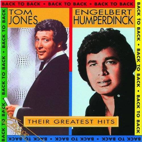 Engelbert - Back to Back - Best of Engelbert & Tom Jones - Preis vom 07.05.2021 04:52:30 h