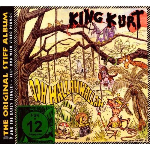 King Kurt - Ooh Wallah Wallah - Preis vom 16.04.2021 04:54:32 h
