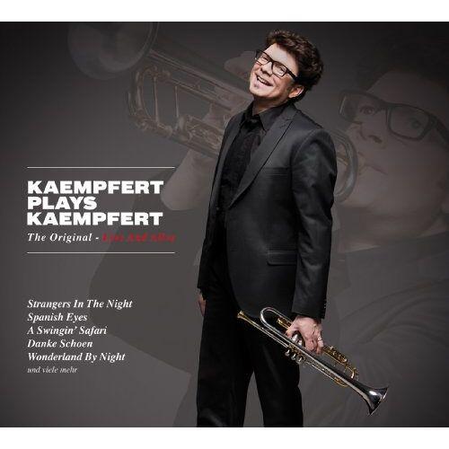 Stefan Kaempfert - Kaempfert Plays Kaempfert - Preis vom 05.03.2021 05:56:49 h