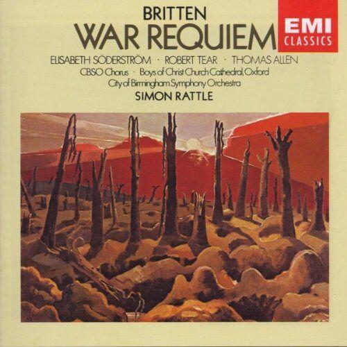 Elisabeth Söderström - War Requiem Op. 66 - Preis vom 16.04.2021 04:54:32 h