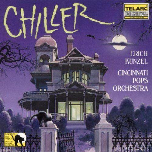 Erich Kunzel - Chiller - Preis vom 20.10.2020 04:55:35 h