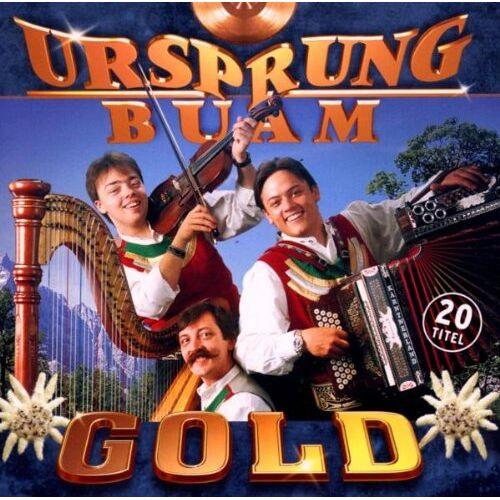 Ursprung Buam - Gold - Preis vom 20.10.2020 04:55:35 h