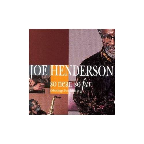 Joe Henderson - So Near, So Far - Preis vom 20.10.2020 04:55:35 h
