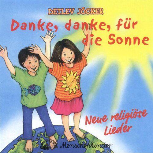 Detlev Jöcker - Danke, danke, für die Sonne - Preis vom 13.04.2021 04:49:48 h