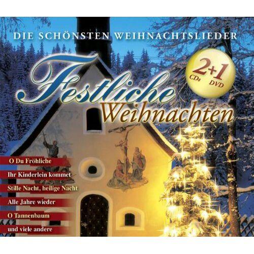 Various - Festliche Weihnachten - Preis vom 27.02.2021 06:04:24 h