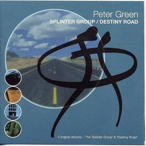 Green, Peter Splinter Group - Destiny Road/Splinter Group - Preis vom 20.10.2020 04:55:35 h