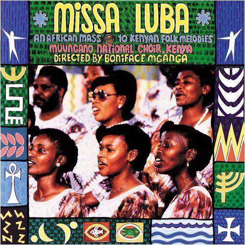 Muungano National Choir - Missa Luba Congolese - Preis vom 20.10.2020 04:55:35 h