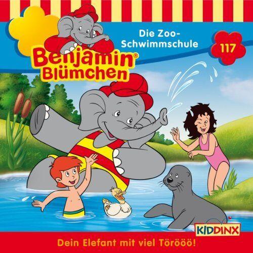 Benjamin Blümchen - Die Zoo-Schwimmschule Folge 117 - Preis vom 20.10.2020 04:55:35 h