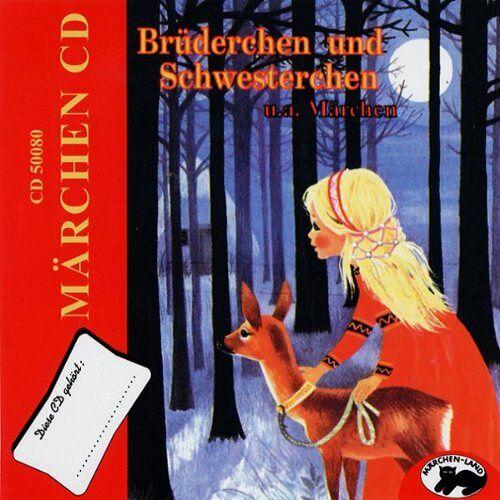 Märchen - Brüderchen und Schwesterchen und 3 Weitere - Preis vom 20.10.2020 04:55:35 h