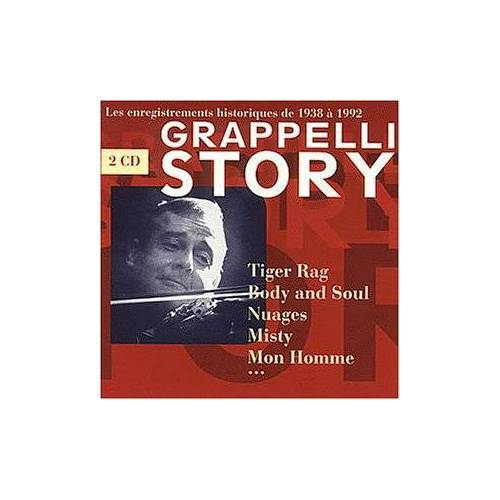 Stephane Grappelli - Grappelli Story - Preis vom 16.04.2021 04:54:32 h