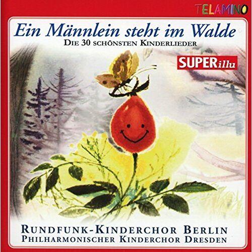 Various - Ein Männlein Steht im Walde - Preis vom 05.09.2020 04:49:05 h