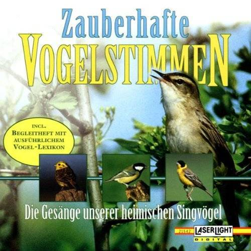 Vogelstimmen - Zauberhafte Vogelstimmen - Preis vom 17.04.2021 04:51:59 h