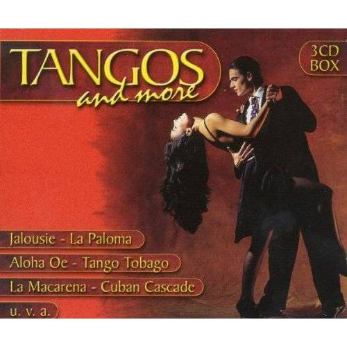 Various - Tangos...and More! - Preis vom 28.05.2020 05:05:42 h