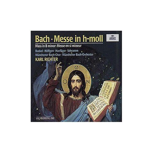Buckel - Messe H-Moll Bwv 232 - Preis vom 21.10.2020 04:49:09 h