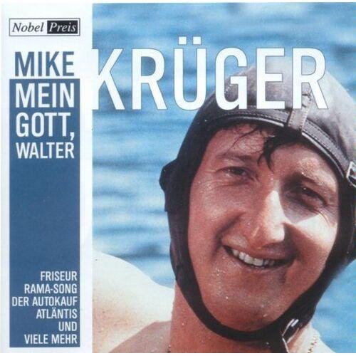 Mike Krüger - Mein Gott,Walter - Preis vom 14.01.2021 05:56:14 h