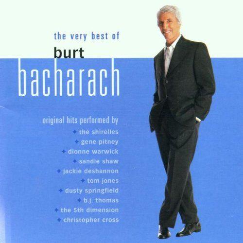 Burt Bacharach - Best of Burt Bacharach,Very - Preis vom 16.04.2021 04:54:32 h